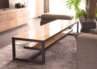 S-Type custom salontafel